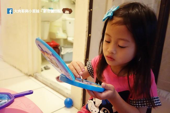 冰雪奇緣化妝美妝組 兒童彩妝 無毒化妝品 (30)