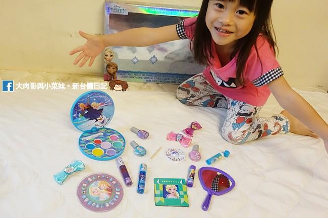 冰雪奇緣化妝美妝組 兒童彩妝 無毒化妝品 (27)