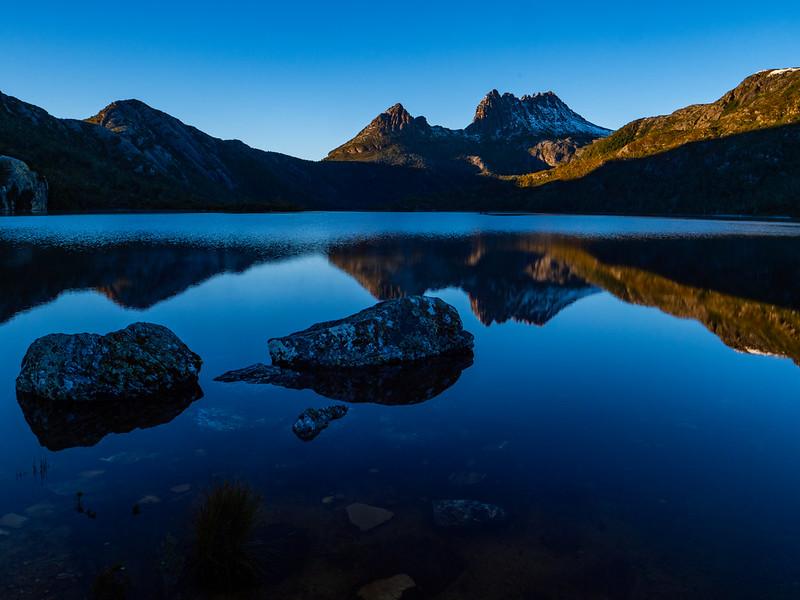 Dove Lake ( Cradle Mountain )