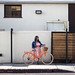 gem and her bike