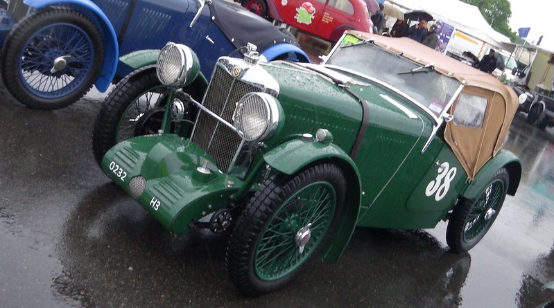 MG J3 750 Cm3 Supercharged 1932  40857607683_35c56054c7_c