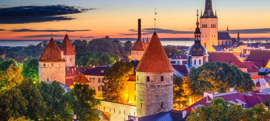 Uncover astonishing cultural tradition in the Baltics