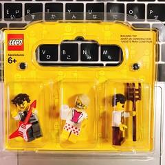 レゴ ミニフィグ作り