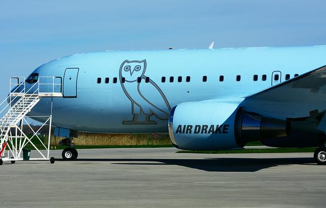 N767CJ (Air Drake - CargoJet)