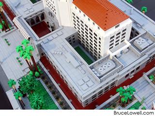 LEGO Los Angeles City Hall | by bruceywan