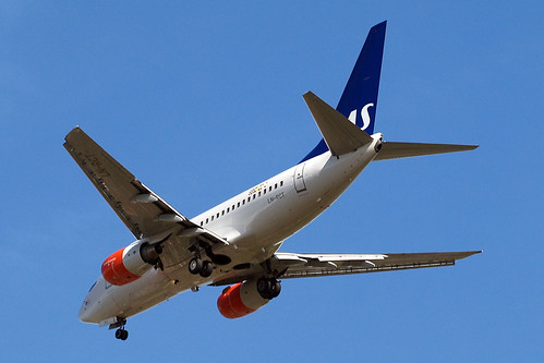 LN-RCT   Boeing 737-683 [30189] (SAS Scandinavian Airlines) Home~G 26/05/2013 | by raybarber2