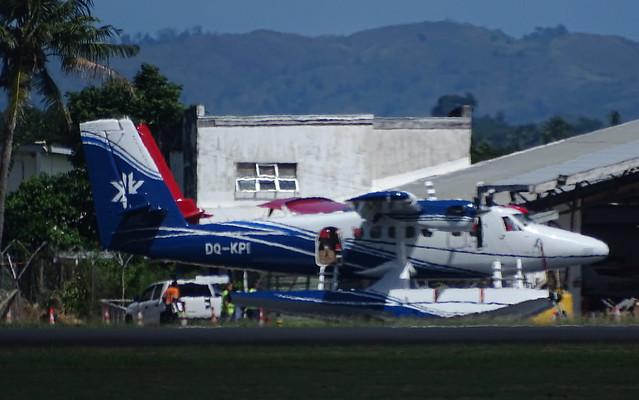 Walker Corporation/Kokomo Resort Viking DHC-6-400 DQ-KPI