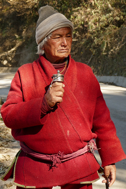 Homme de l'ethnie Monpa (2)