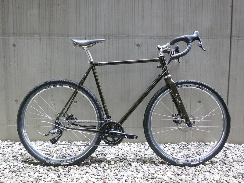 Corner Bikes Gravel Camo