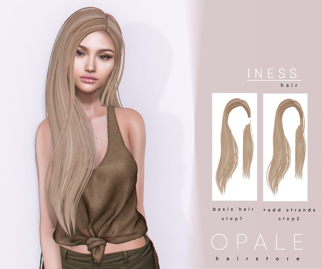 Opale Hair . Iness @ Equal10 May 2019