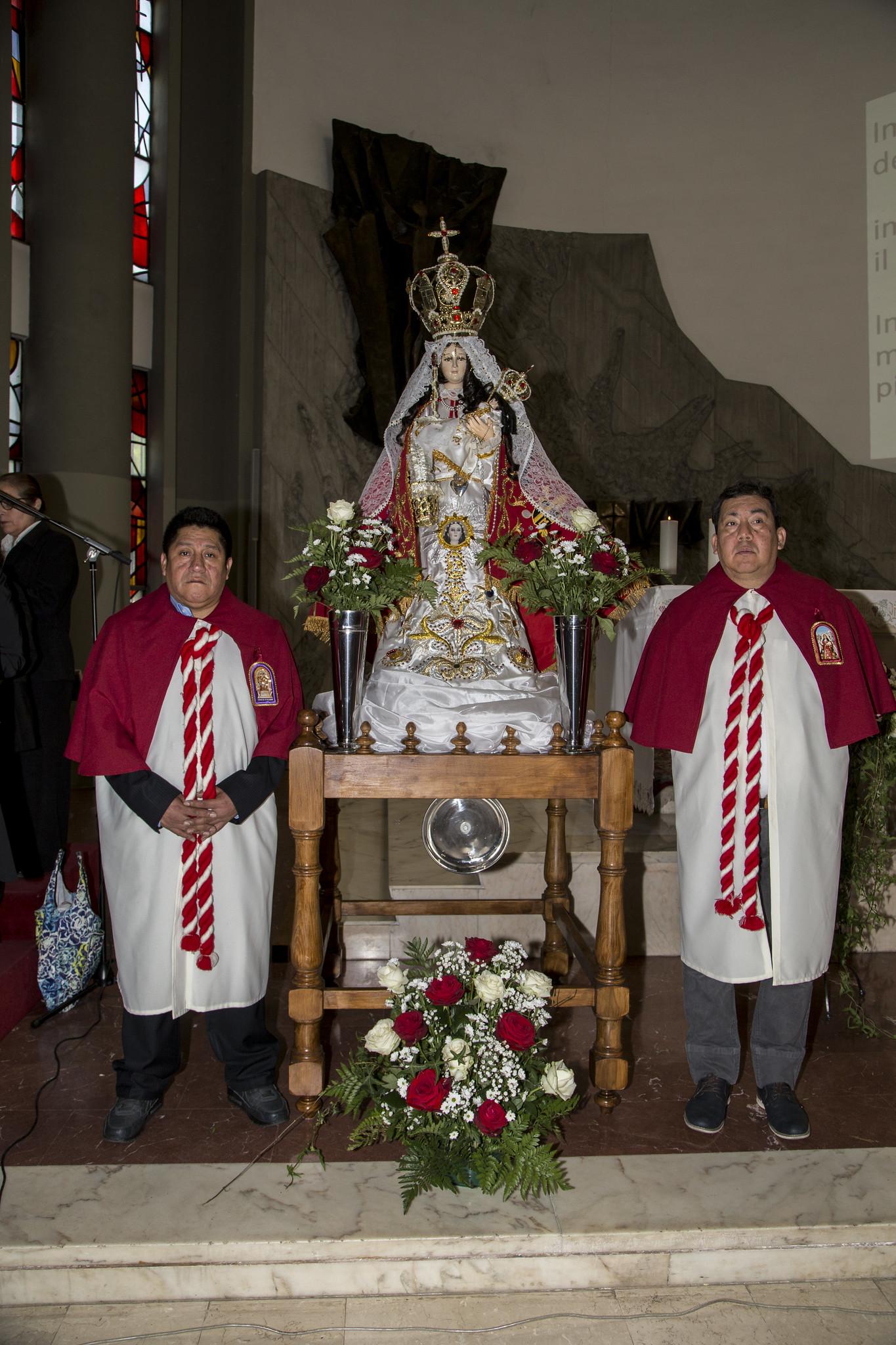 La Madonna del Chapi