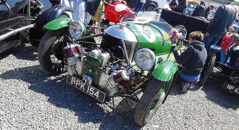 Morgan Super Sport 1934 Double Twin Scott - VRM 2019 40869510283_746df73dc8_c
