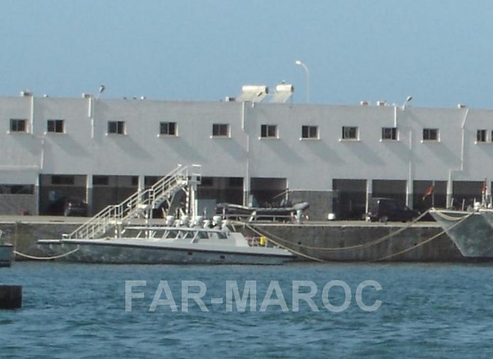 Moroccan Law Enforcement & Cost Guard Fleet / Vedettes de Surveillance et les Gardes des Côtes - Page 6 40869976123_ff73e24bf7_b