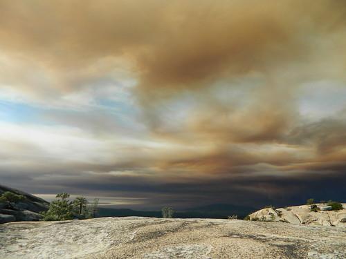 wildfire california smoke skies toxic reminders wildlandfire forestfire plumas buttecounty campfire