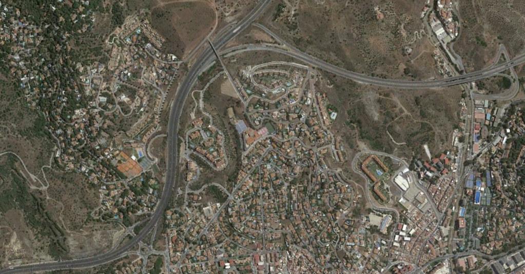 miraflores, málaga, por ahí la morcuera, después, urbanismo, planeamiento, urbano, desastre, urbanístico, construcción, rotondas, carretera