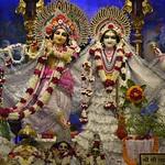 ISKCON Ujjain Deity Darshan 13 May 2019