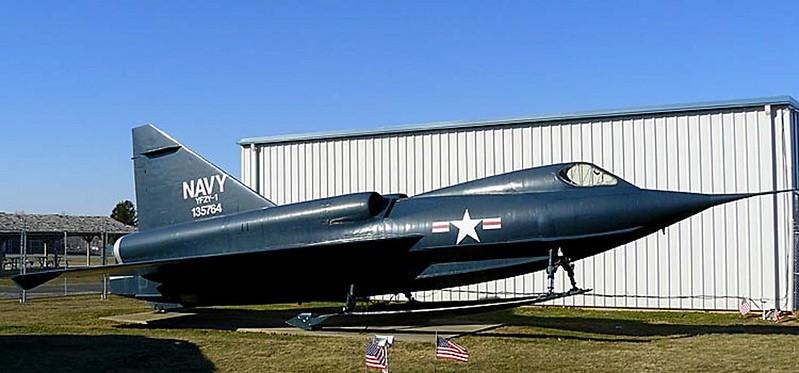 Convair YF-2Y 바다 Dart00001