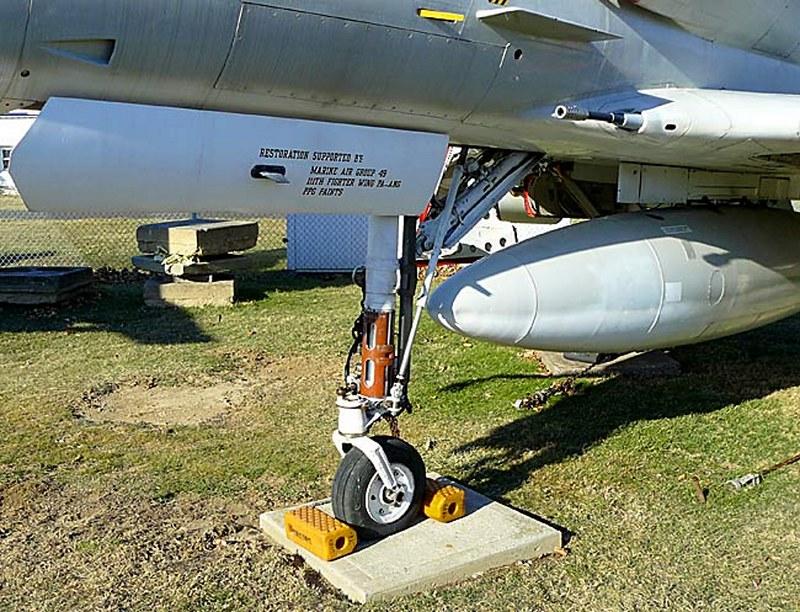 McDonnell Douglas A-4M Skyhawk 00003