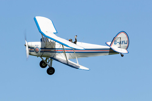 G-AYIJ Stampe SV4B | by amisbk196