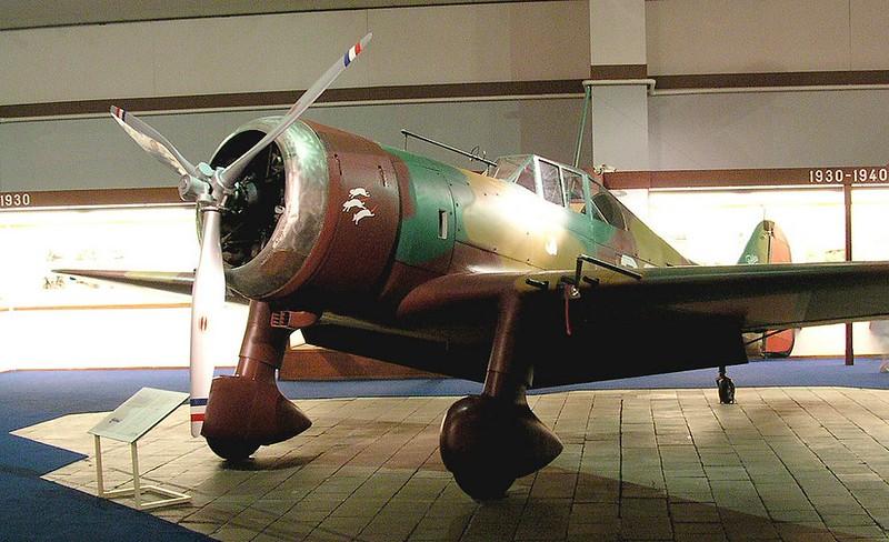 Fokker D. XXI 00001