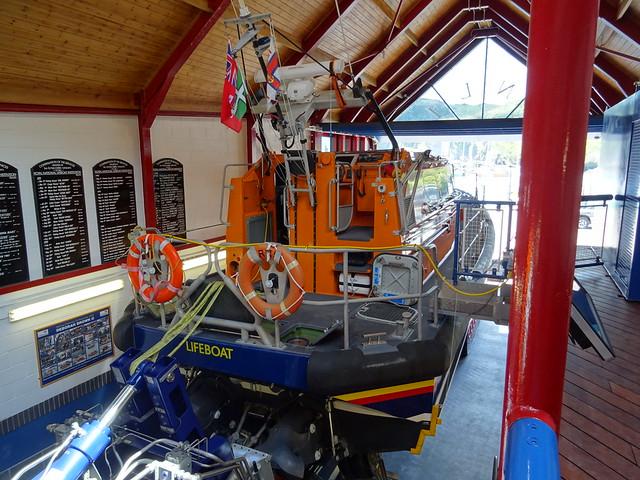 Storm Rider - RNLI 13-04 (MMSI: 235101097)Shannon Class Lifeboat Call Sign:  2GWM5
