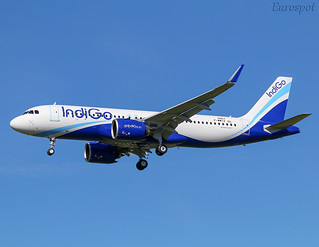 F-WWIZ Airbus A320 Neo Indigo