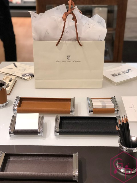 Graf von Faber-Castell Event at Laywine's in Toronto 8