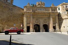 Victoria Gate, Valletta.