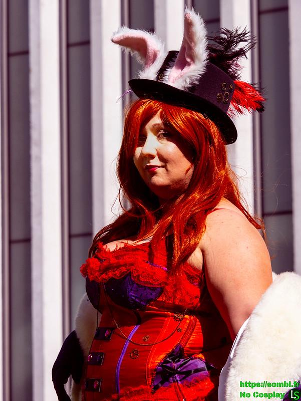 Jessica Rabbit StamPunk