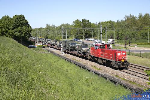 6455 . DB Cargo . 44786 . Susteren . 13.05.19.