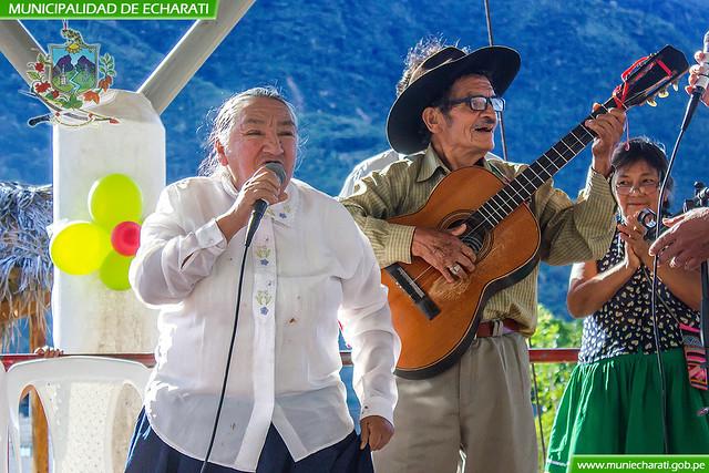 Municipalidad de Echarati rindió homenaje a las madres echaratinas por su día