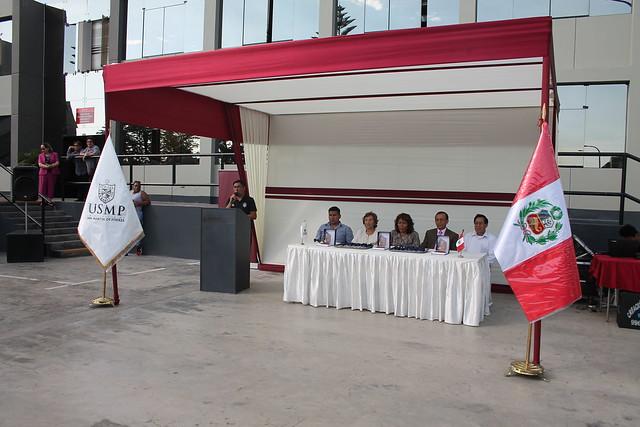 Facultad de Ciencias Contables, Económicas y Financieras inauguró el Primer Campeonato Deportivo de Fútbol, Vóley y Ajedrez 2019
