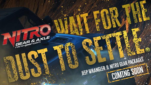 Jeep Wrangler JL Nitro Gear Packages? #ComingSoon