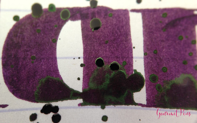 Cult Pens Diamine Deep Dark Purple Ink 7