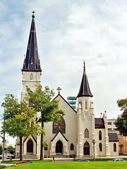 St Mary's Catholic Church, Lincoln, Nebraska