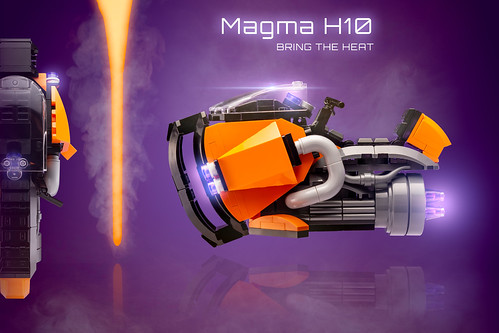 Magma H10 Speeder Bike