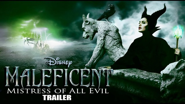 Disney S Maleficent Mistress Of Evil Trailer In Theaters