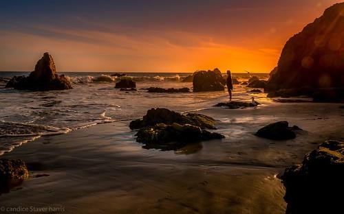 beach cliffs elmatadorebeach elmatadorestatebeach malibu seascape seashore seaside southerncalifornia