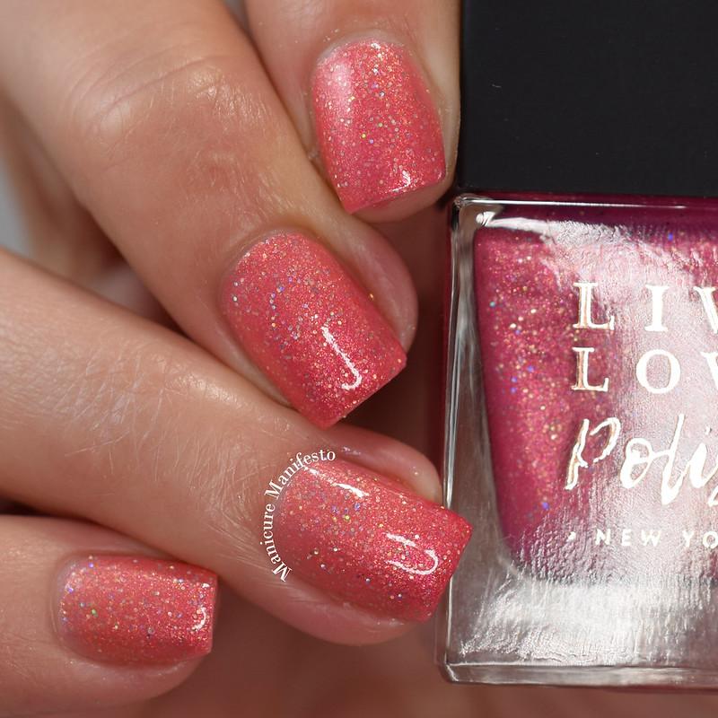 Live Love Polish Nectar swatch