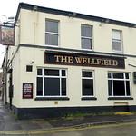 The Wellfield Pub in Preston