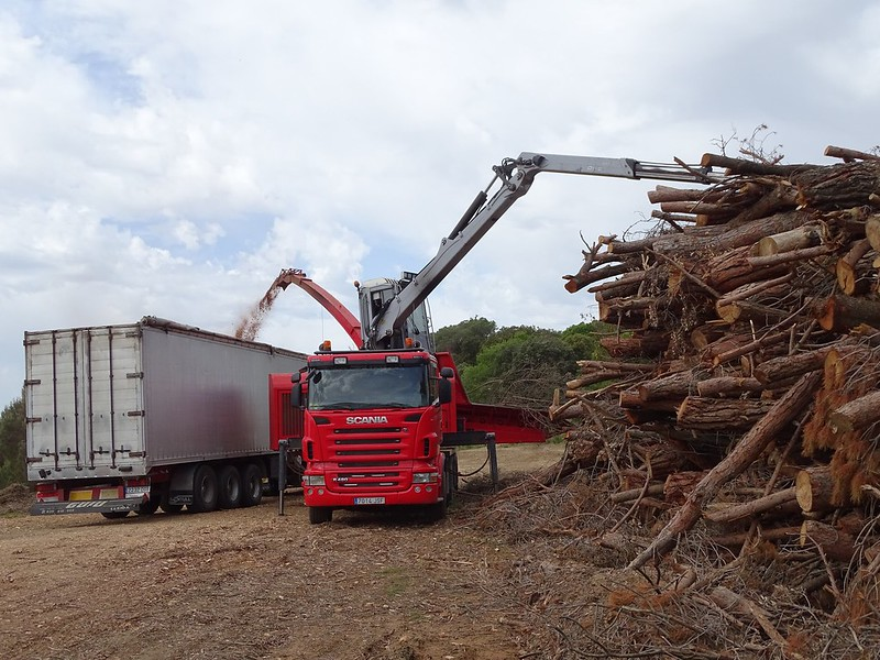 COMSA Renovables obtains international PEFC certification in biomass management