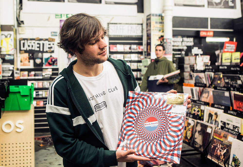 Record Shopping with... Bee Bee Sea