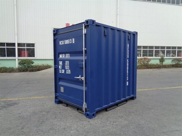 Dịch vụ cho thuê container kho