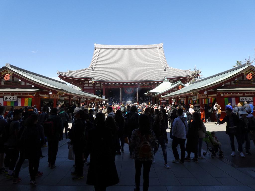 Храм Сэнсо-дзи