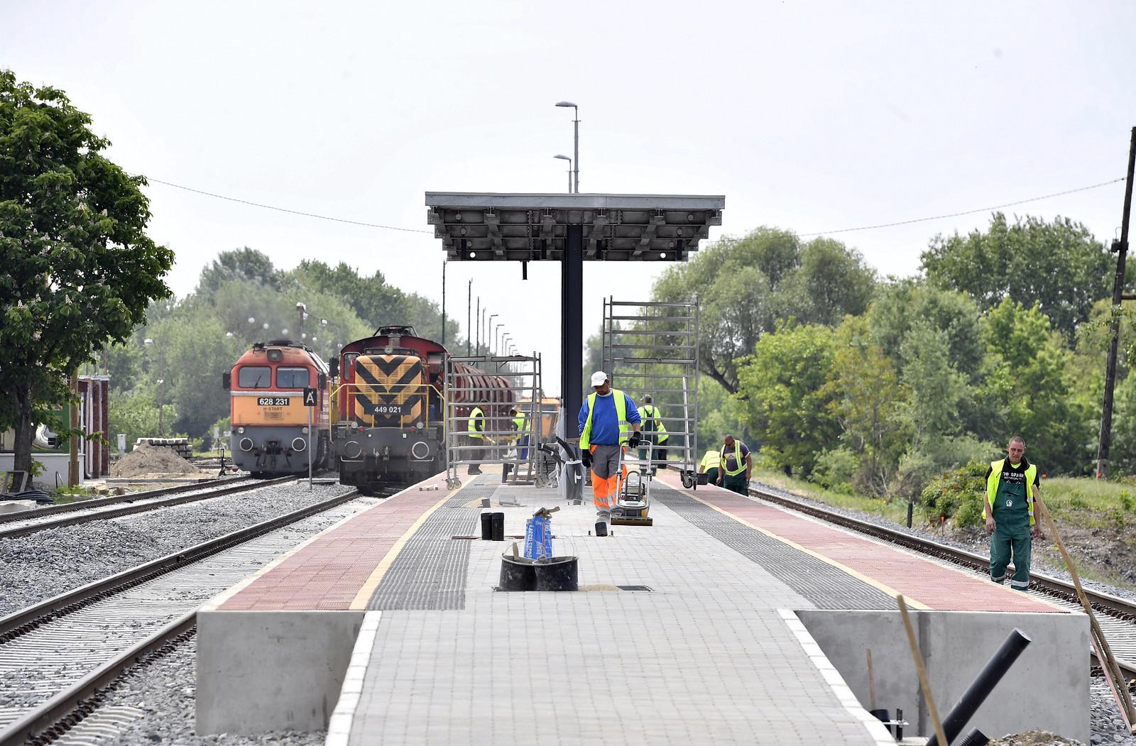 Mészáros Lőrinc veje építheti a tram-train remízét