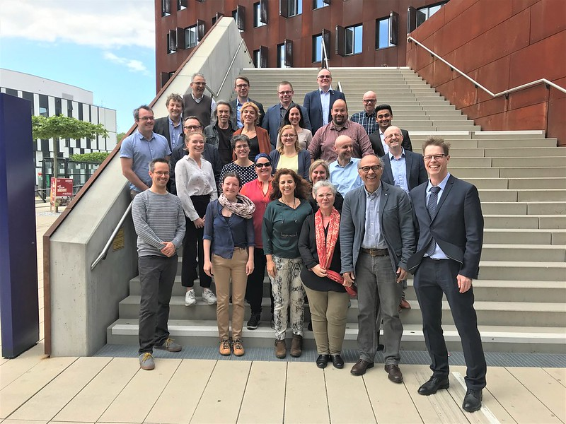 Consortium Meeting - Vienna (9-10 May 2019)