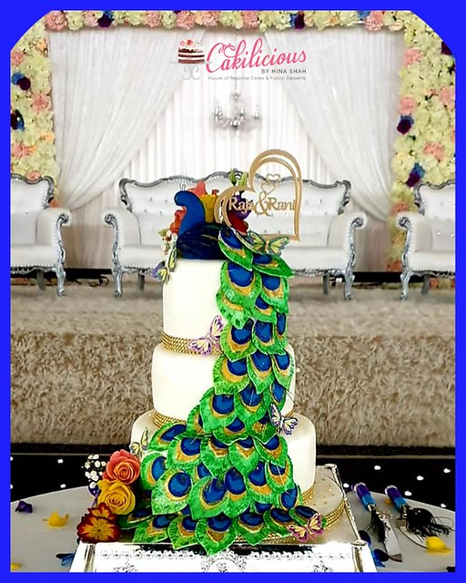 Cake from Cakilicious by Hina Shah