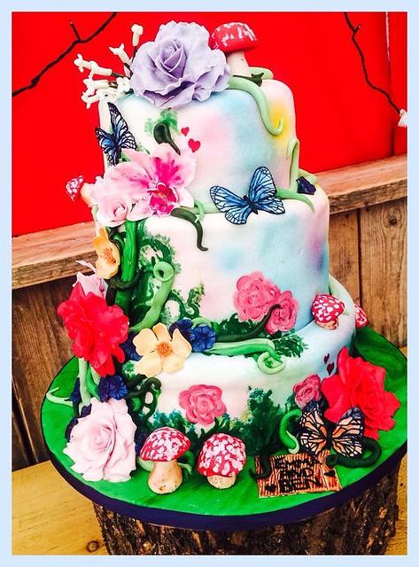 Cake by Kitty's Cake Emporium