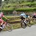 Il Giro d'Italia sul San Baronto