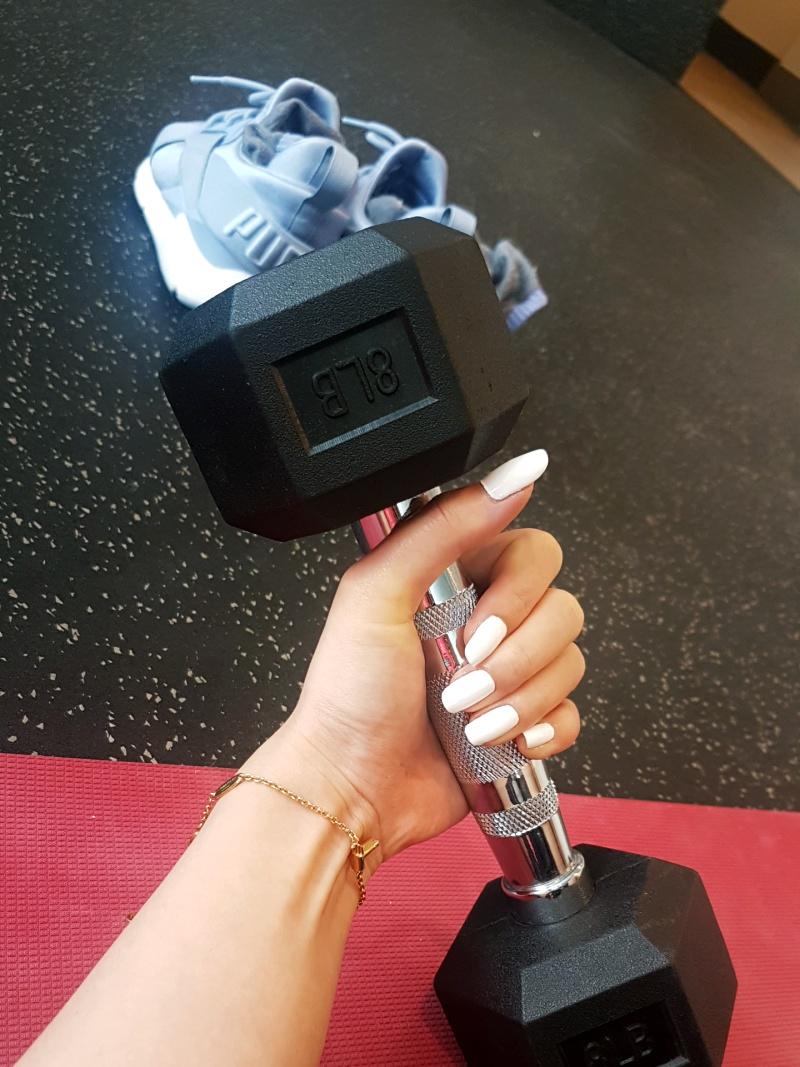8lbs gym